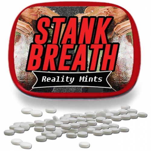 Stank Breath Mints