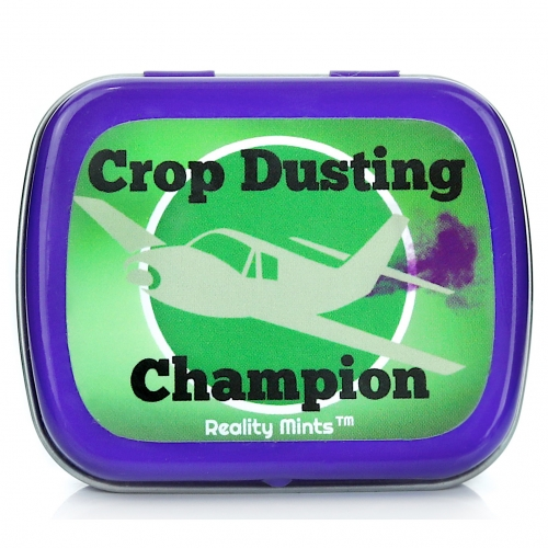 Crop Dusting Champion Mints
