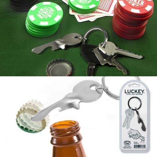 Luckey Key Bottle Opener