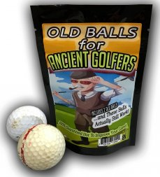 Old Balls for Ancient Golfers