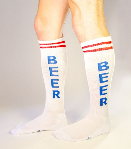 BEER ATHLETIC SOCKS