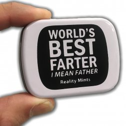 World's Best Farter - Father Mints