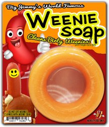 Jimmy's Weenie Soap