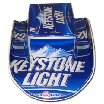 Keystone Light Beer Cowboy Hat