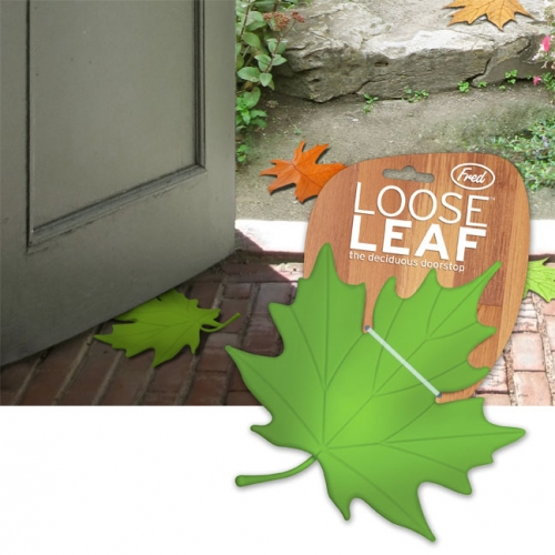 Loose Leaf Door Holder
