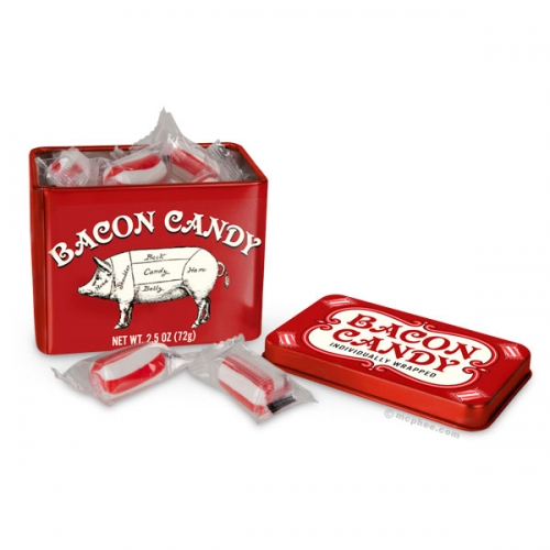 Bacon Candy Peppermints