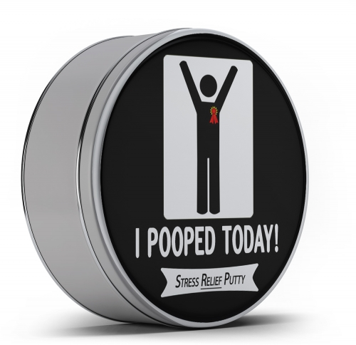 I Pooped Today Stress Relief Putty