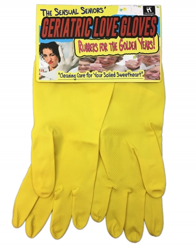 Sensual Seniors' Geriatric Love Gloves