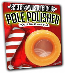 Santa's Pole Polisher Soap