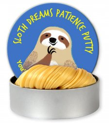 Sloth Dreams Patience Putty