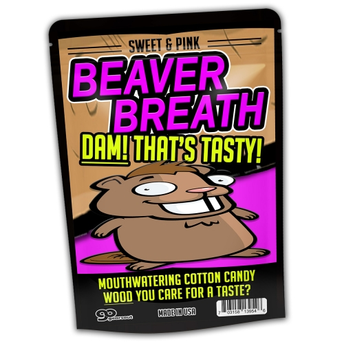 Beaver Breath Cotton Candy