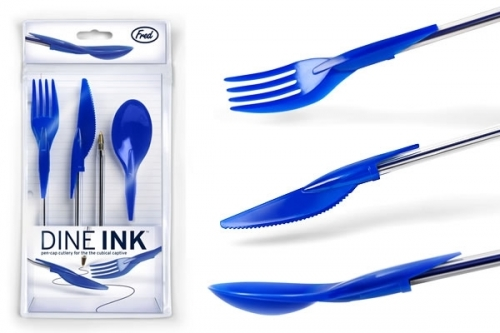 Dine Ink Utensil Set