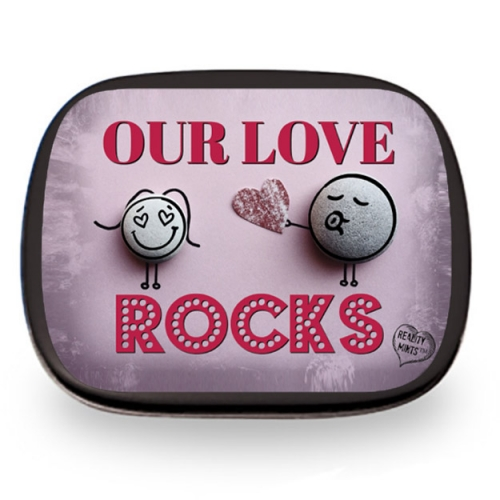 Our Love Rocks Mints
