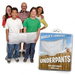 The World's Largest Underwear