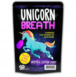 Unicorn Breath Cotton Candy