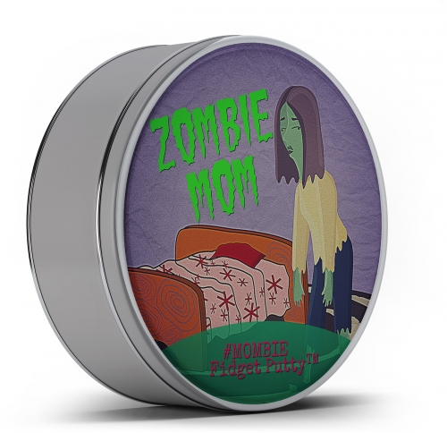 Zombie Mom Stress Putty - Mombie
