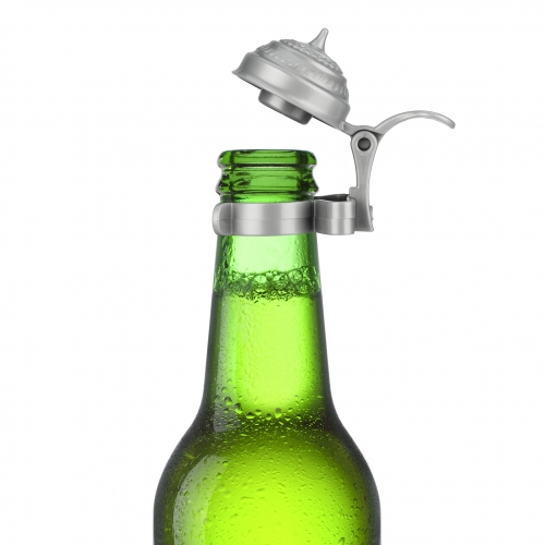 Beer Stein Bottle Topper