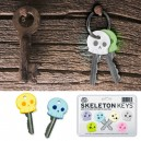 Skeleton Keys (Glow in the dark)