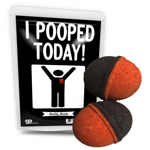 I Pooped Today Bath Bombs