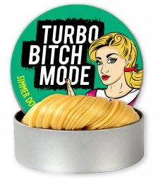 Turbo Bitch Mode Simmer Down Stress Putty