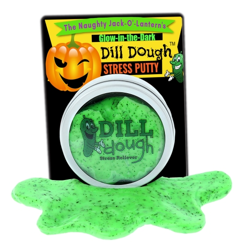 The Naughty Jack-O'-Lantern's Dill Dough