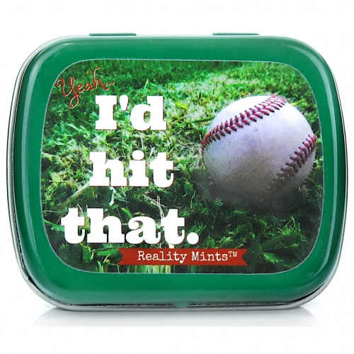 Yeah I'd Hit That Baseball Mints