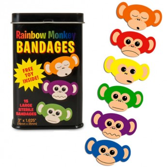 Monkey Band Aids