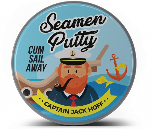 Captain Jack Hoff's Seamen Putty