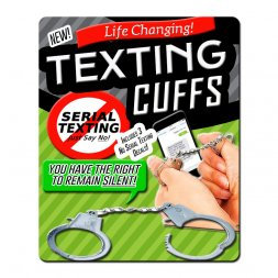 Texting Cuffs Thumb Cuffs for Serial Texting