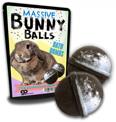 Massive Bunny Balls Bath Bombs
