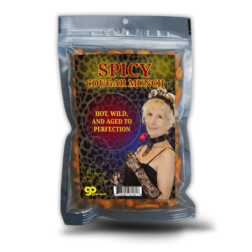 Spicy Cougar Munch Trail Mix