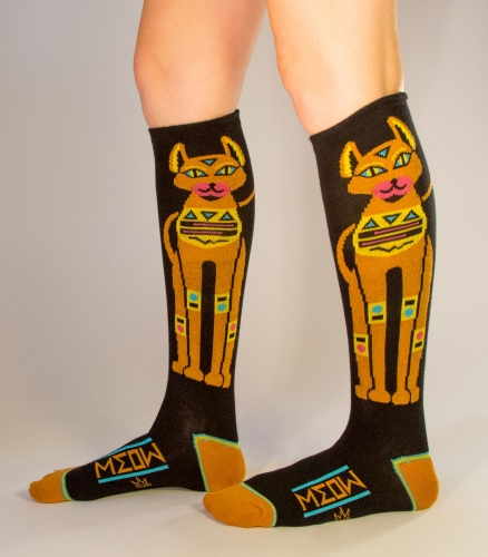 Egyptian Cat Socks