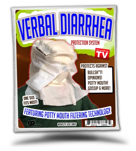 Verbal Diarrhea Protection System