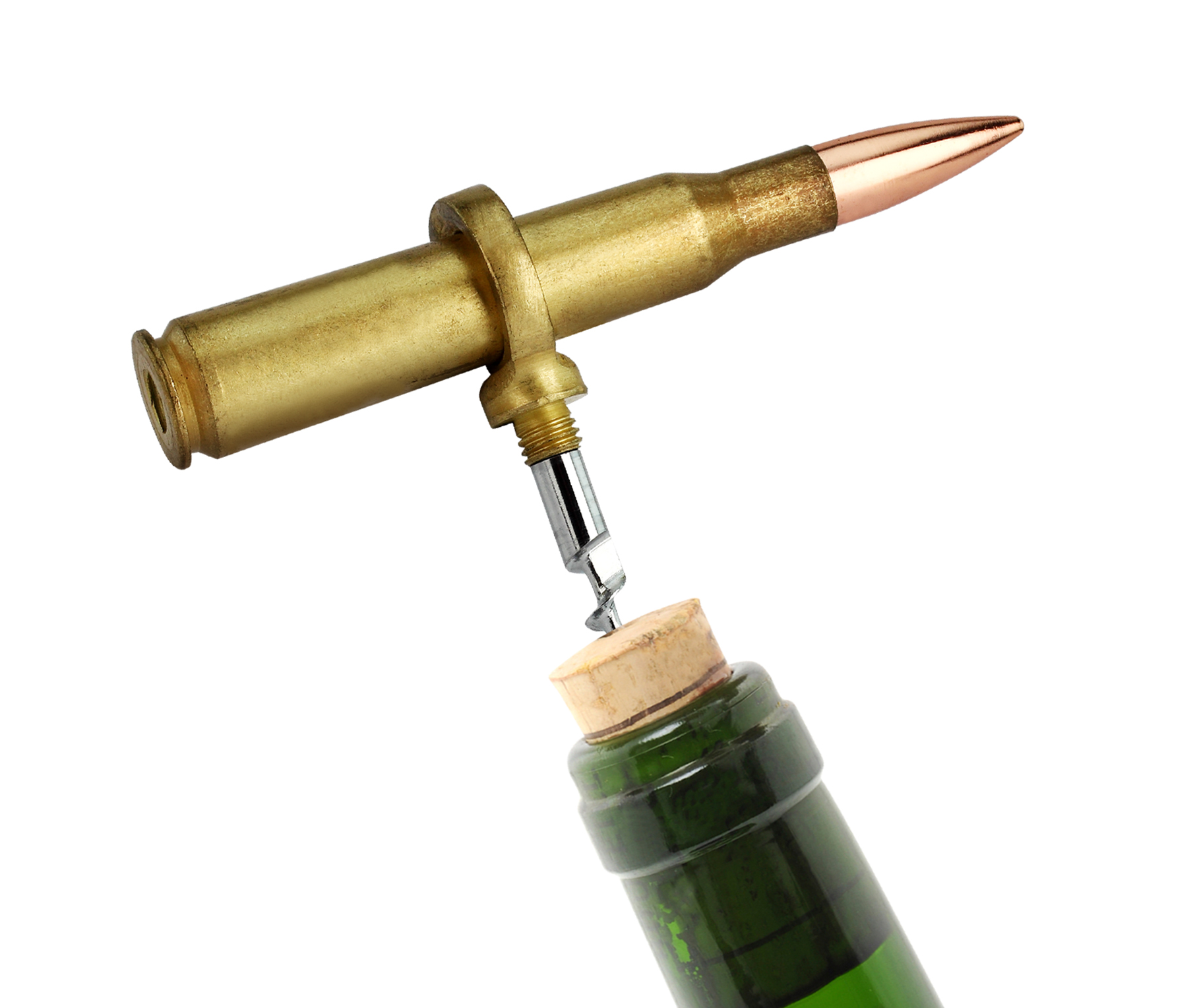 50 Caliber Corkscrew