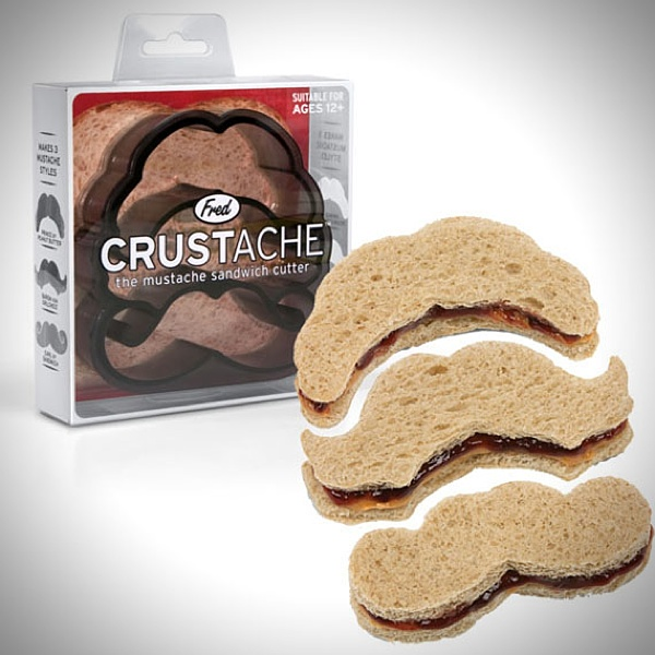 Crustache Sandwich Cutter