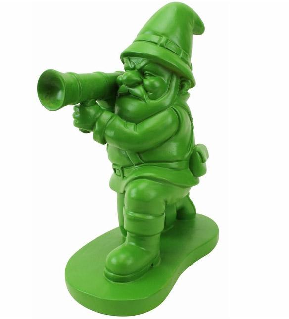 Army Man Garden Gnome 17 50 Funslurp Com Unique