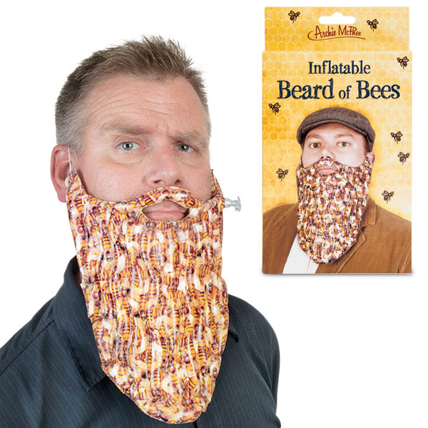 Inflatable Beard of Bees