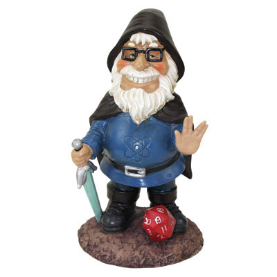 Beard-O The Geeky Garden Gnome