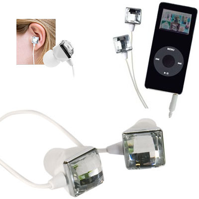 Bling Ear Buds