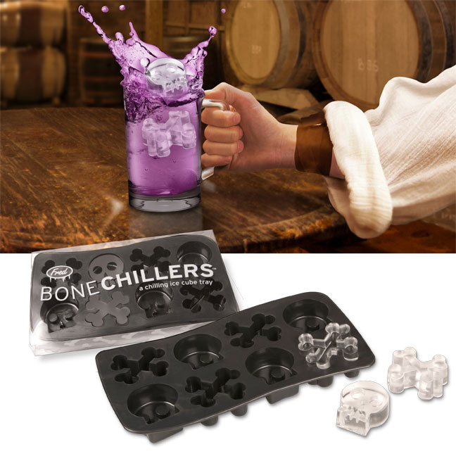 Bone Chillers Ice Mold