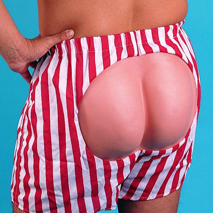 Mooning Boxers (Bum Shorts)
