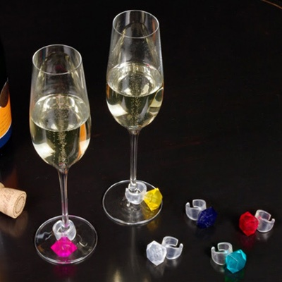 Cocktail Rings Drink Markers