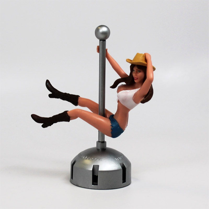 Dashboard Pole Girl: Jody