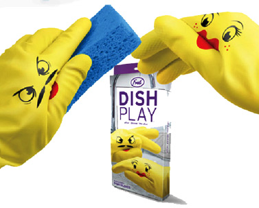 Dish Play Gloves