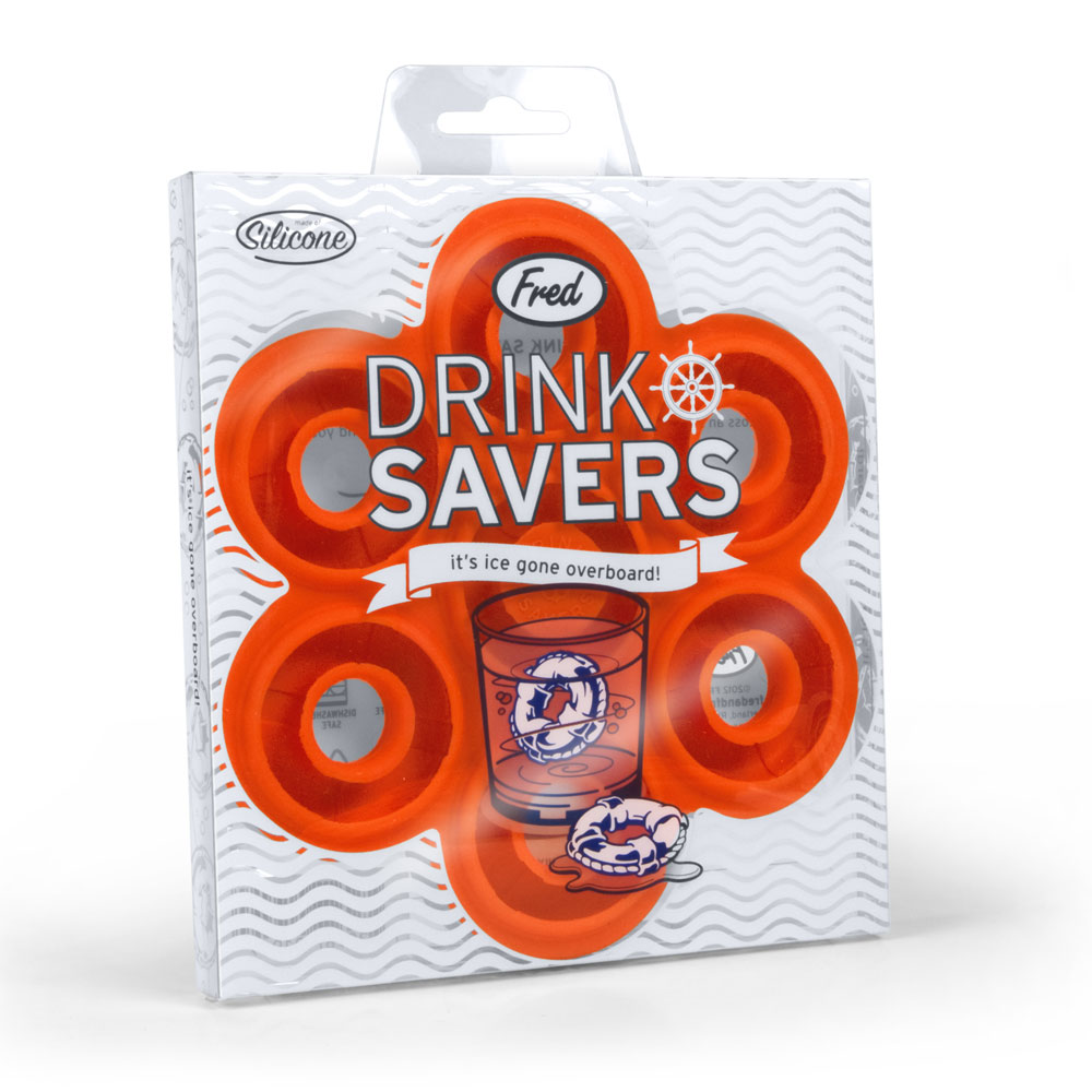Drink Savers Ice Mold