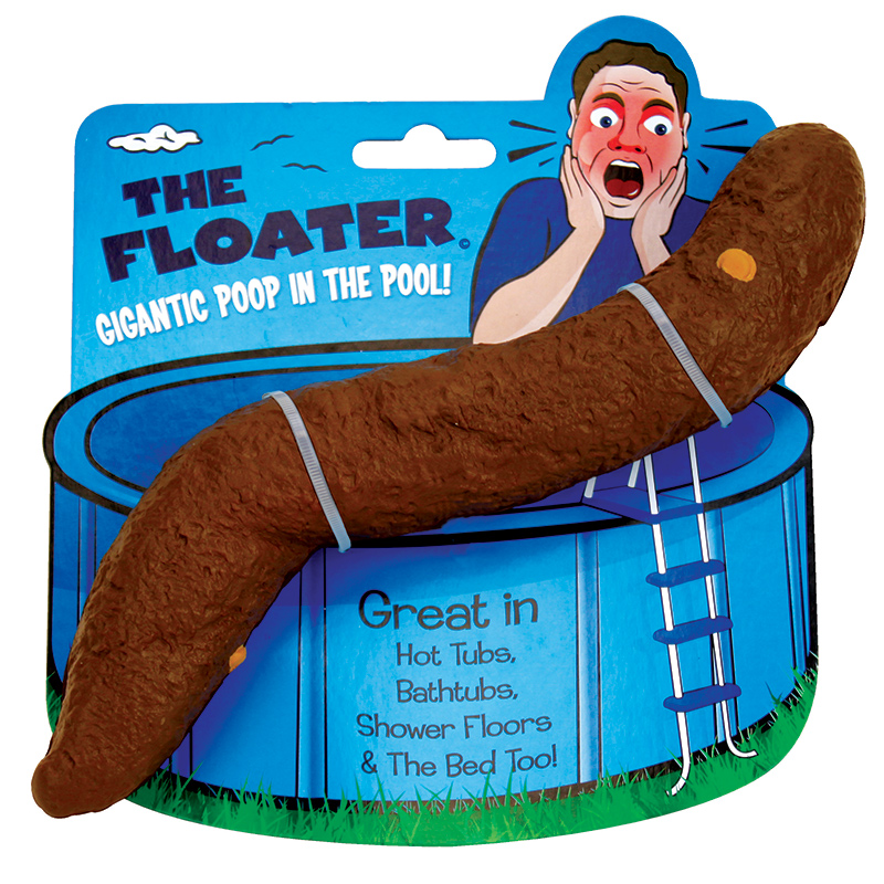 The Floater Fake Poop