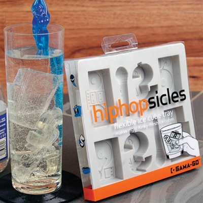 Hip Hopsicles Ice Tray