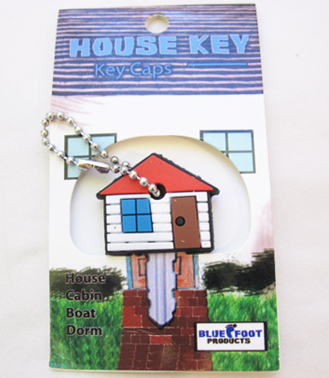 House Key Cap