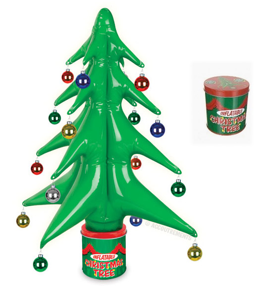 The Inflatable Christmas Tree