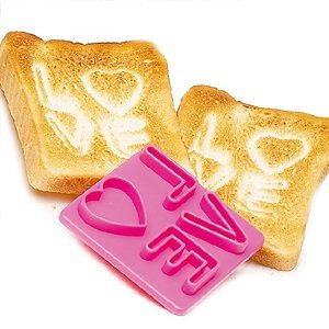 Love on Toast Stamp